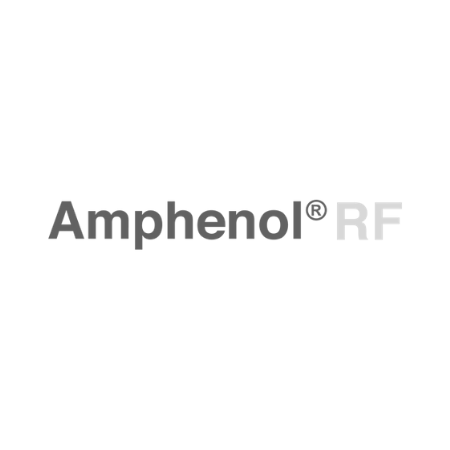 F Type End Launch Jack for 0.062 inch PCB, 75 Ohm, Bulkhead | 222181-10 | Amphenol RF